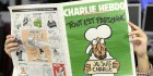 FRANCE-ATTACKS- CHARLIE- HEBDO